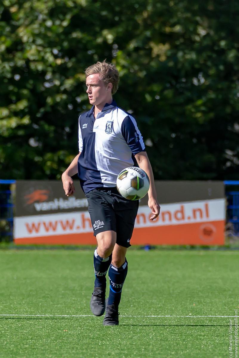 Bryan Jansen (jeugdspeler) maakt officieel competitiedebuut