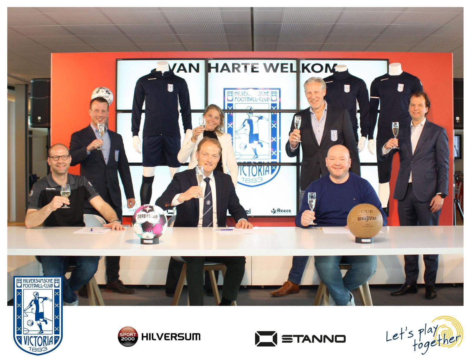 Nieuw kledingcontract met Deventrade/ Sport2000