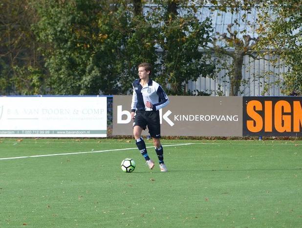 Maak kennis met Florian Stut (19) onze derde jeugdexponent