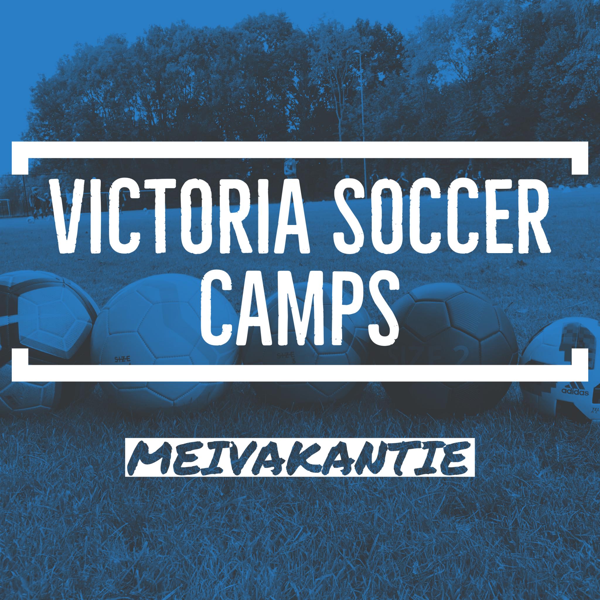 Victoria Soccer Camps meivakantie