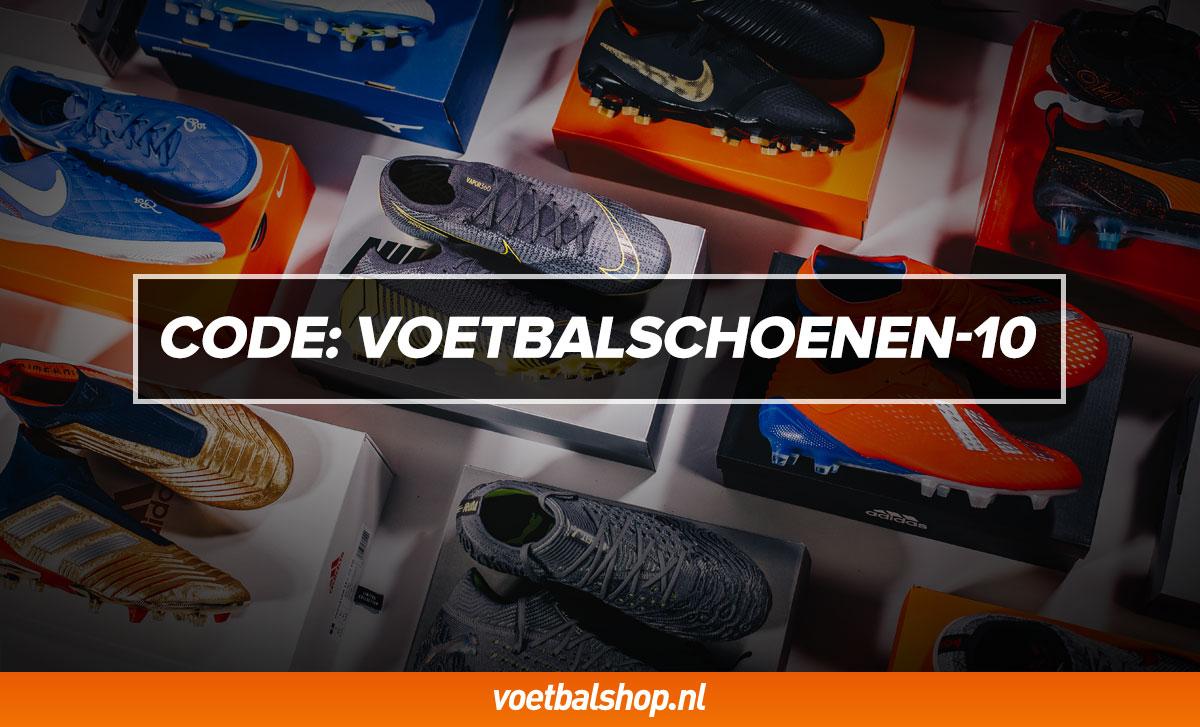 Actie voetbalshop.nl